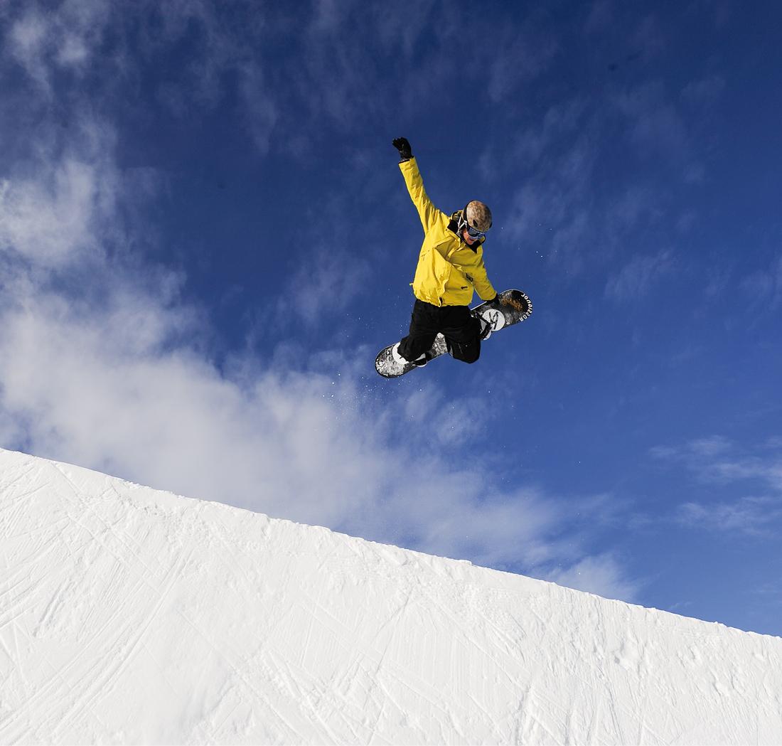 Trento Funivie | Monte Bondone | Snowpark
