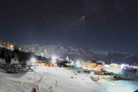 Monte Bondone notturna