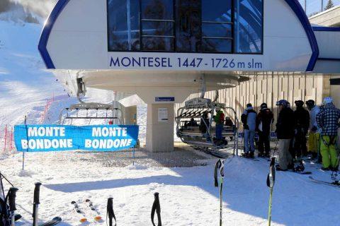 Monte Bondone montesel