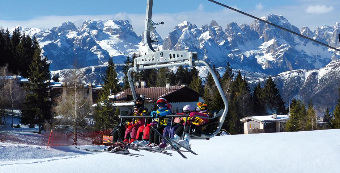 Trento Funivie | Monte Bondone | Skipass