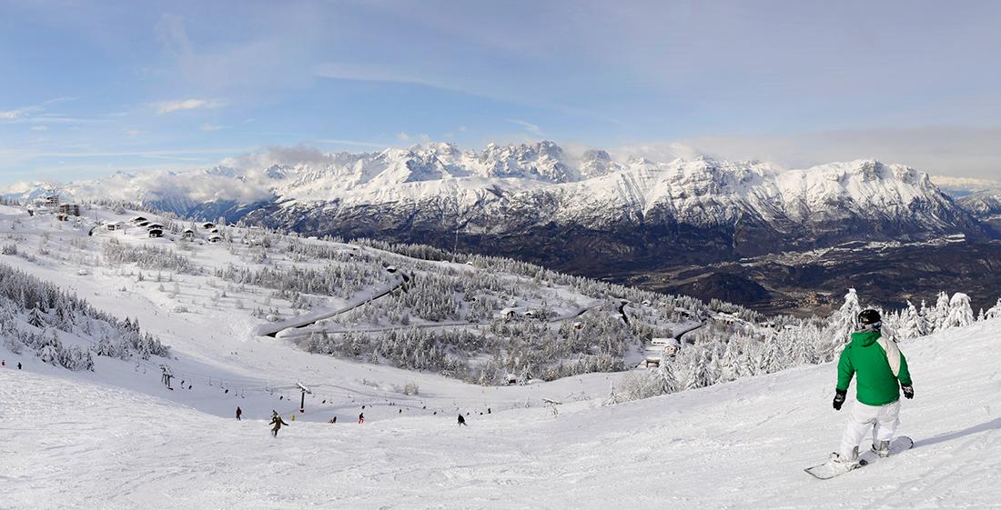 Trento Funivie | Monte Bondone | Skipass Stagionale