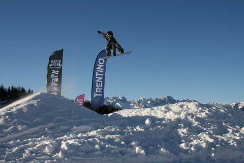 Monte Bondone snowpark