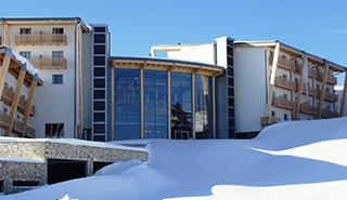 Monte Bondone - Le Blanc Hotel & SPA