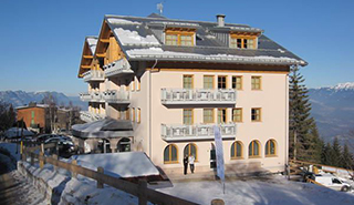Monte Bondone - Hotel Norge ****
